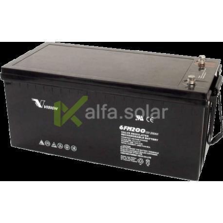 Акумуляторна батарея Vision 6FM150 12V 150Ah