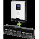 Комплект ДБЖ для котла (до 30 кВт) і системи опалення 300Ah