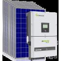 Мережева сонячна електростанція 30кВт (варіант 2)