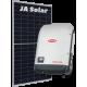 Сетевая солнечная электростанция 20кВт (Fronius)