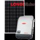 Сетевая солнечная электростанция 30кВт Fronius (Вариант 2)