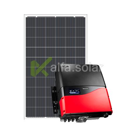 Мережева сонячна електростанція 20кВт PrimeVOLT + C&T Solar