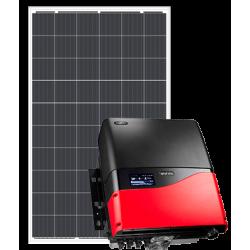 Сетевая солнечная электростанция 30кВт PrimeVOLT + C&T Solar