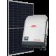 Сетевая солнечная электростанция 15кВт (Fronius)