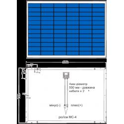 Сонячна батарея Axioma AX-110P