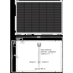 Солнечная батарея Axioma AX-115M