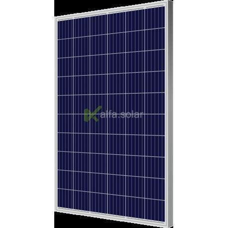 Солнечная батарея Amerisolar AS-6P30 280W / 5BB
