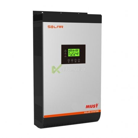 Гибридный инвертор MUST PV18-3K MPK