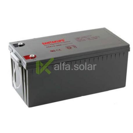 Акумуляторна батарея SANTAKUPS FCG 12-200