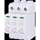 Обмежувач перенапруги для PV (DC) ETITEC M T2 PV 1100/20 Y