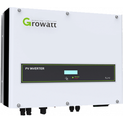 Мережевий інвертор Growatt 8000 TL3-S