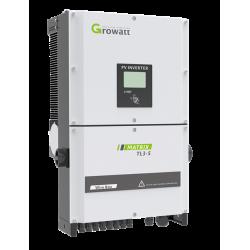 Мережевий інвертор Growatt 25000 TL3-S