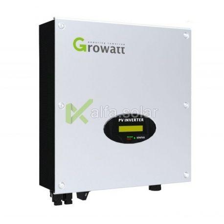 Мережевий інвертор Growatt 5500 MTL-S