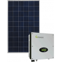 Мережева сонячна електростанція 5кВт (Growatt)