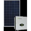 Сетевая солнечная электростанция 5кВт (Growatt)