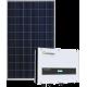 Сетевая солнечная электростанция 10кВт (Growatt)