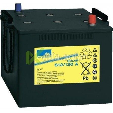 Акумуляторна батарея Sonnenschein Solar S12/130 A