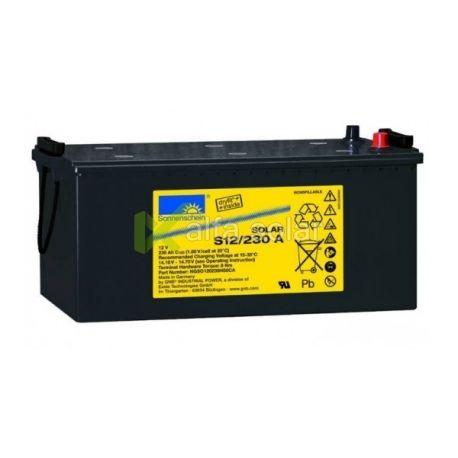 Аккумуляторная батарея Sonnenschein Solar S12/230 A