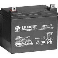 Аккумуляторная батарея BB Battery BP33-12S/B2