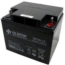 Аккумуляторная батарея BB Battery BP40-12S/B2