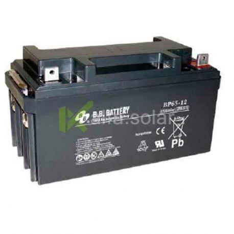 Аккумуляторная батарея BB Battery BP65-12S/B2