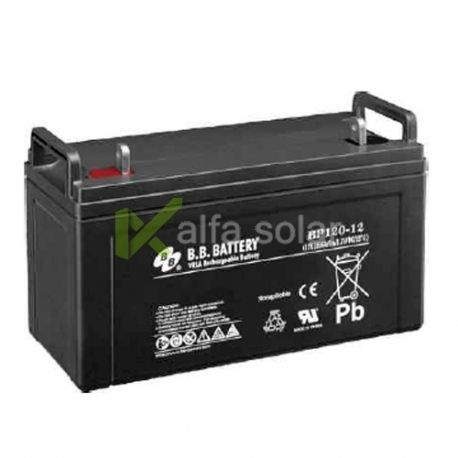 Акумуляторна батарея BB Battery BP120-12S/B2