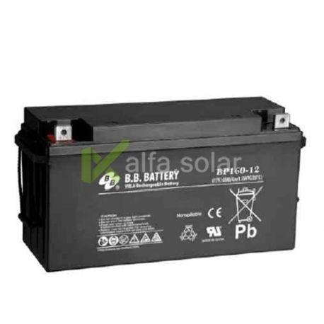 Акумуляторна батарея BB Battery BP160-12S/B2