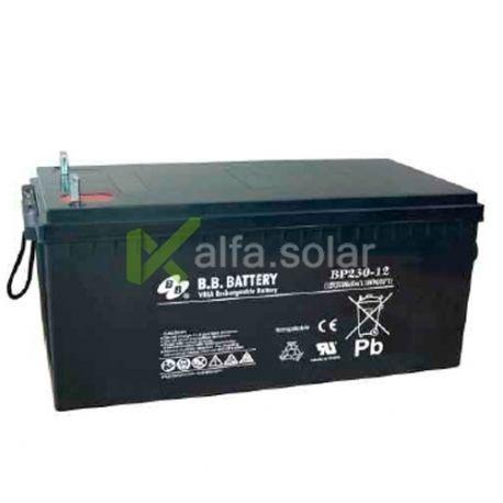Аккумуляторная батарея BB Battery BP230-12S/B2
