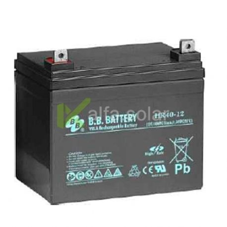 Аккумуляторная батарея BB Battery HR40-12S/B2