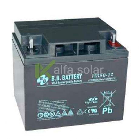 Аккумуляторная батарея BB Battery HR50-12/B2