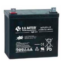 Аккумуляторная батарея BB Battery MPL55-12S/B5