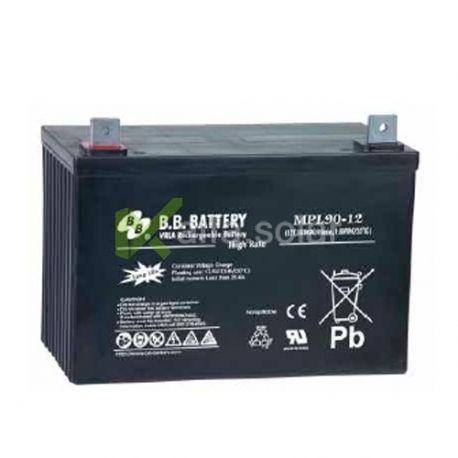 Аккумуляторная батарея BB Battery MPL90-12/B6
