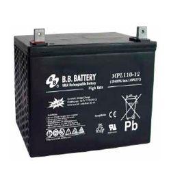 Аккумуляторная батарея BB Battery MPL110-12/B6
