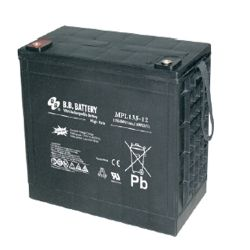 Акумуляторна батарея BB Battery MPL135-12/I3