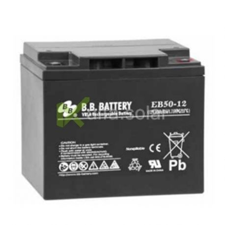 Акумуляторна батарея BB Battery EB50-12