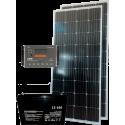 Комплект солнечных батарей 320Вт 12В