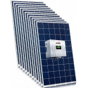 Мережева сонячна електростанція 3кВт