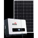 Сетевая солнечная электростанция 50кВт (Afore)