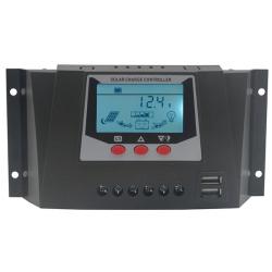 Контроллер заряда JUTA WP3024D 30А 12/24В