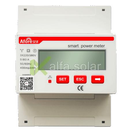 Ограничитель генерации Afore Smart Meter TAPM-50KW