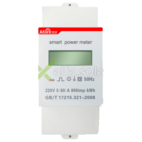 Обмежувач генерації Afore Smart Meter SAPM-10KW