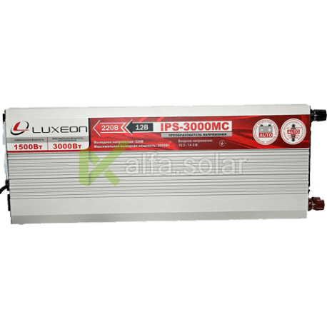 ИБП Luxeon IPS-3000MC