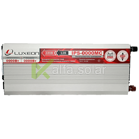 ДБЖ Luxeon IPS-2000MC