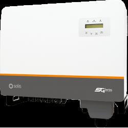 Мережевий інвертор Solis 30K-5G-DC 30кВт