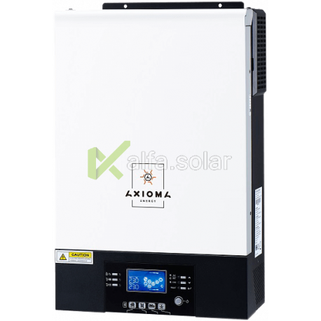Гібридний інвертор Axioma Energy ISMPPT BFP 5000