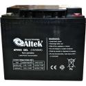 Акумуляторна батарея Altek 6FM45GEL