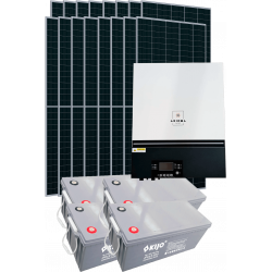 Комплект сонячних батарей 7,2кВт