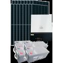 Комплект солнечных батарей 7.2кВт (7.92кВт по солн. батареям)