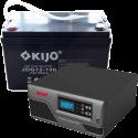 Комплект ИБП для котла и системы отопления  (600Вт №2)