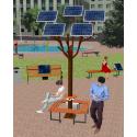 Солнечное Wi-Fi дерево ASolarTree 5ST50